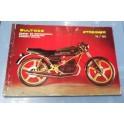 Manual usuario Bultaco streaker