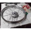 Radiado y centrado de ruedas